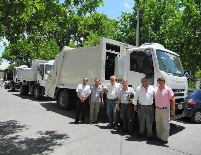 Camiones - Junín