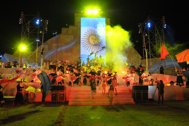 Continúan los festejos vendimiales en Junín