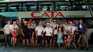 Rivadavia lleva su básquet al sur argentino