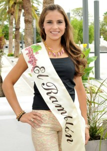 Mariana Sánchez - Reina de San Martín 2014