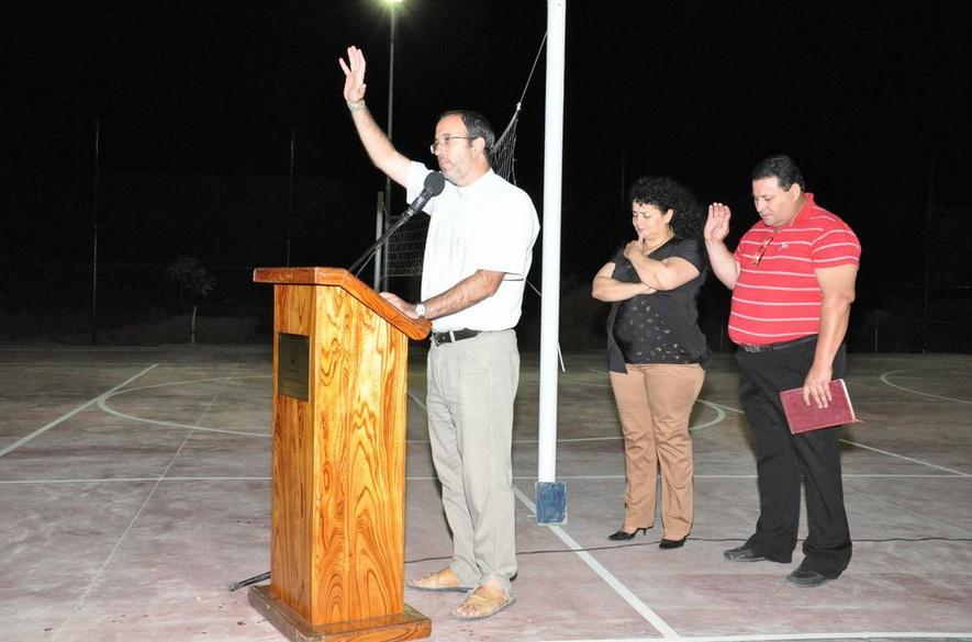 La Paz cuenta con un nuevo espacio deportivo