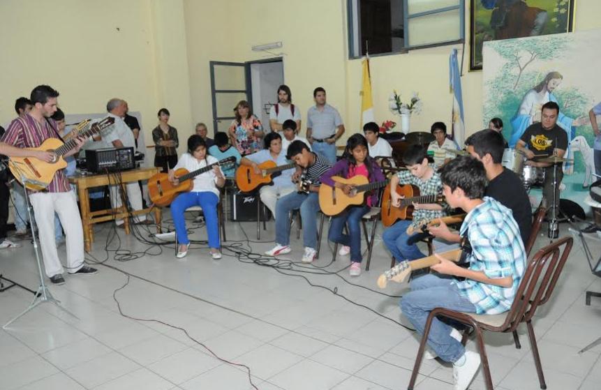 Rivadavia: inscripciones abiertas para la Escuela Municipal de Música
