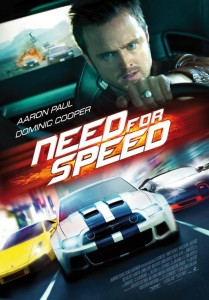 AFICHE NEED FOR SPEED 1