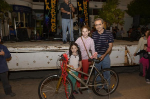 Junín festejó por tercer vez consecutiva el Carnaval