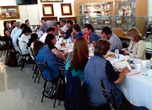 Reunión en La Paz