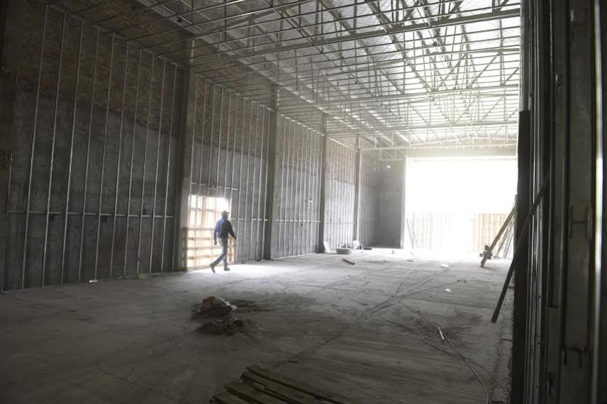 Junín continúa con las obras de la Casa del Bicentenario