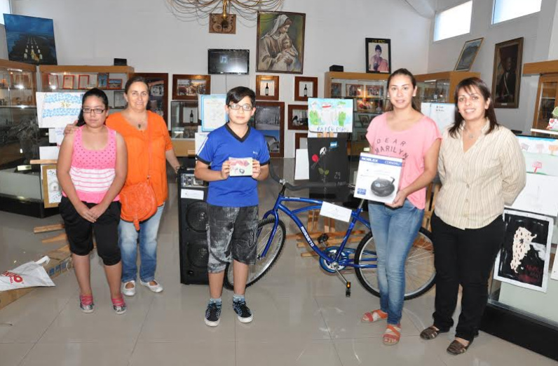 Intensa actividad en La Paz honrando la Memoria