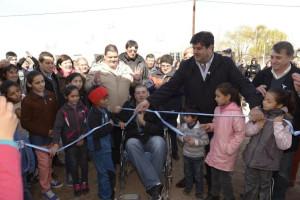Fueron entregadas nuevas soluciones habitacionales en Junín