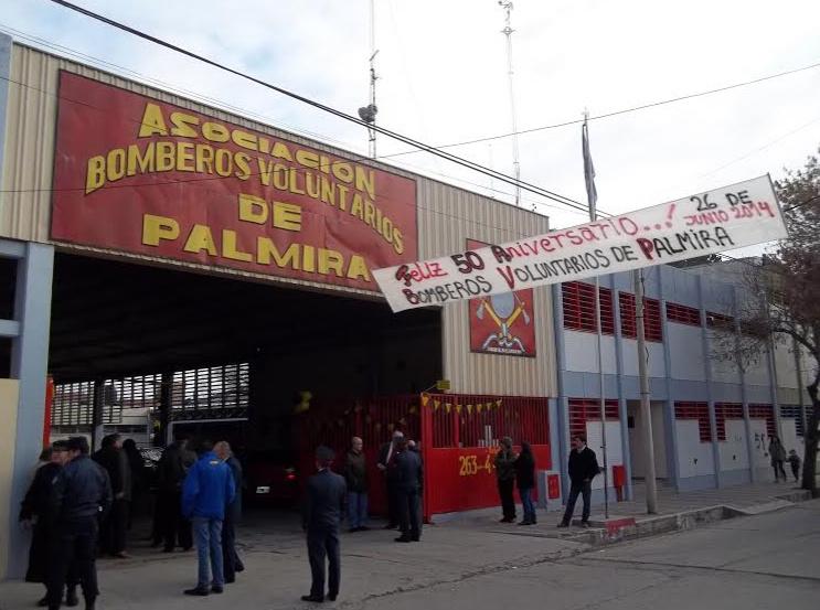 Asociación Bomberos Voluntarios Palmira
