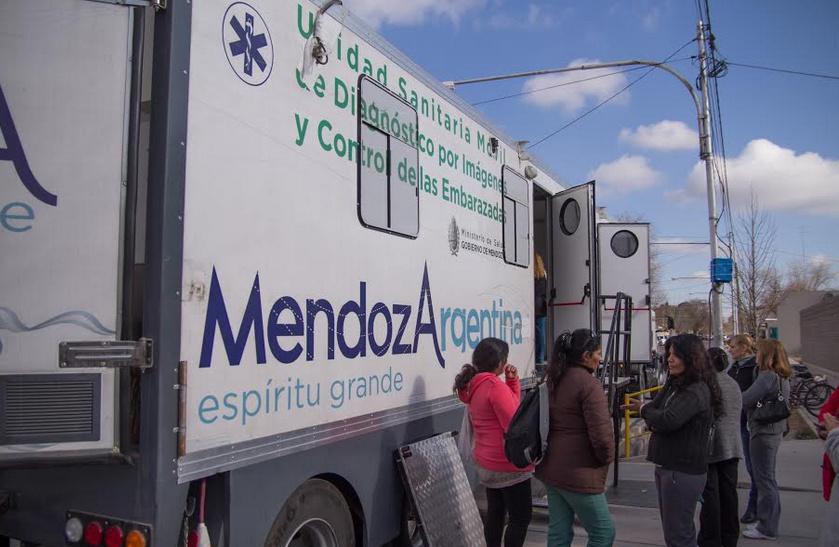 Mujeres de Rivadavia recibieron asistencia sanitaria