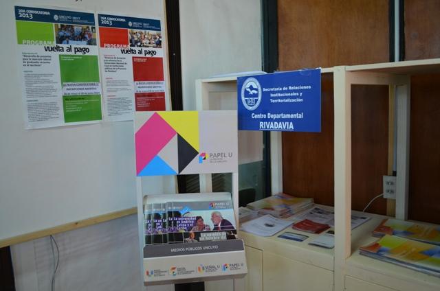 pone en funcionamiento en el edificio comunal el Centro de Información