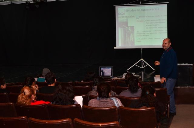 Curso de Bromatología
