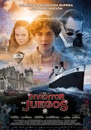 AFICHE INVENTOR DE JUEGOS