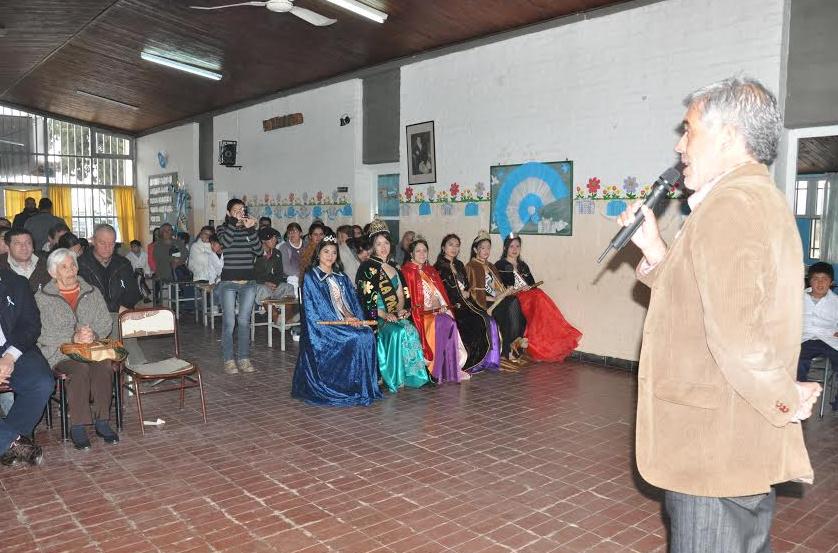 Día de la Independencia en La Paz