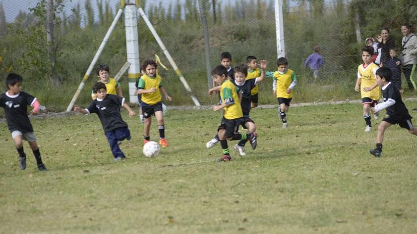VI Encuentro de Fútbol Infantil