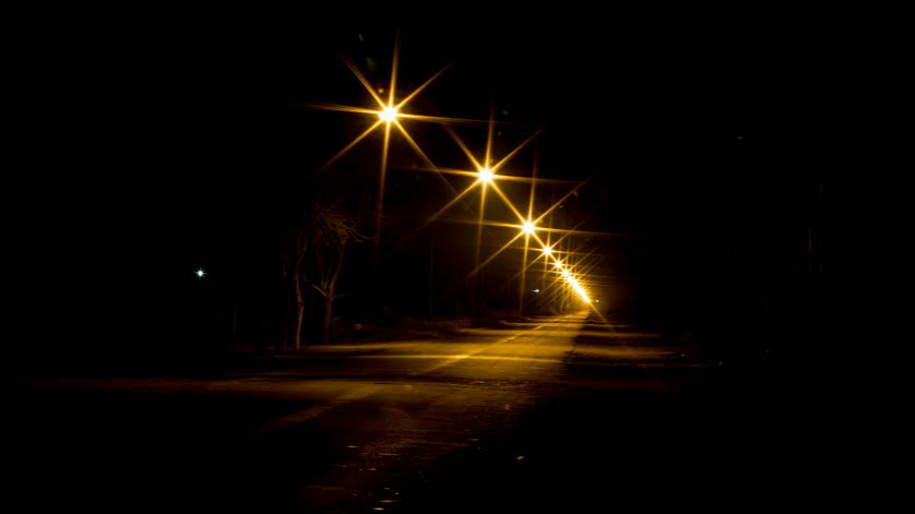 Avanzan las obras de iluminación en el Carril Centro