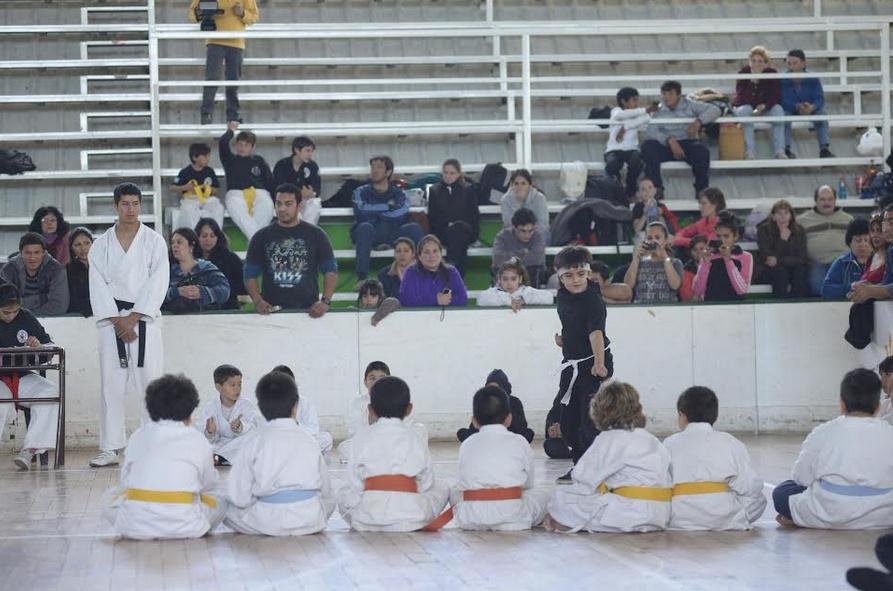 Torneo Artes Marciales