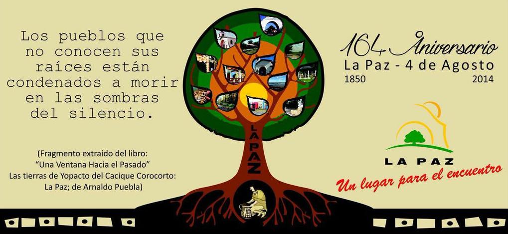 Aniversario La Paz