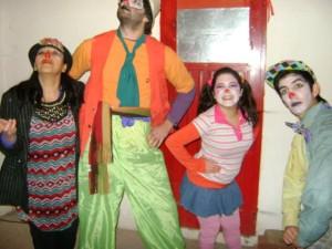 Grupo de Teatro Inka Planeta 1