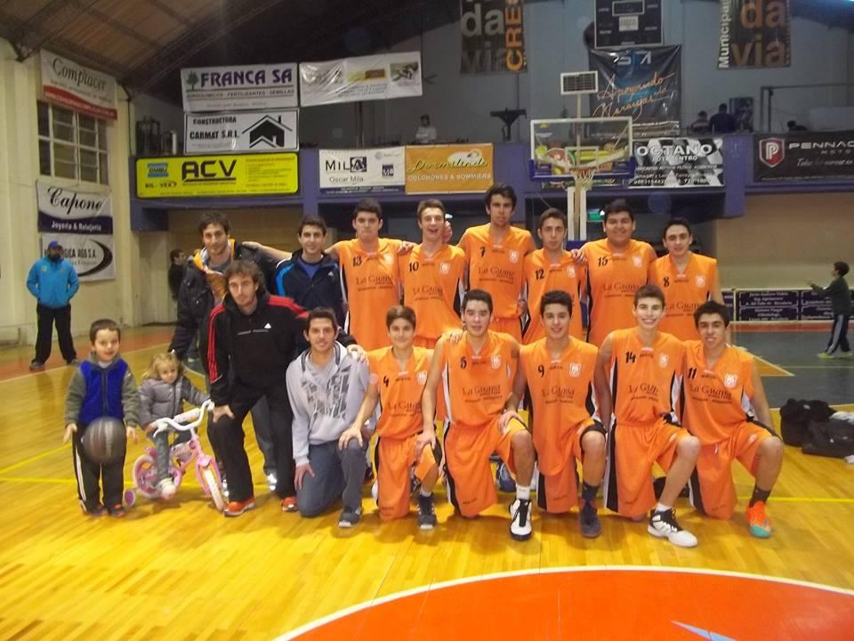 Rivadavia u17