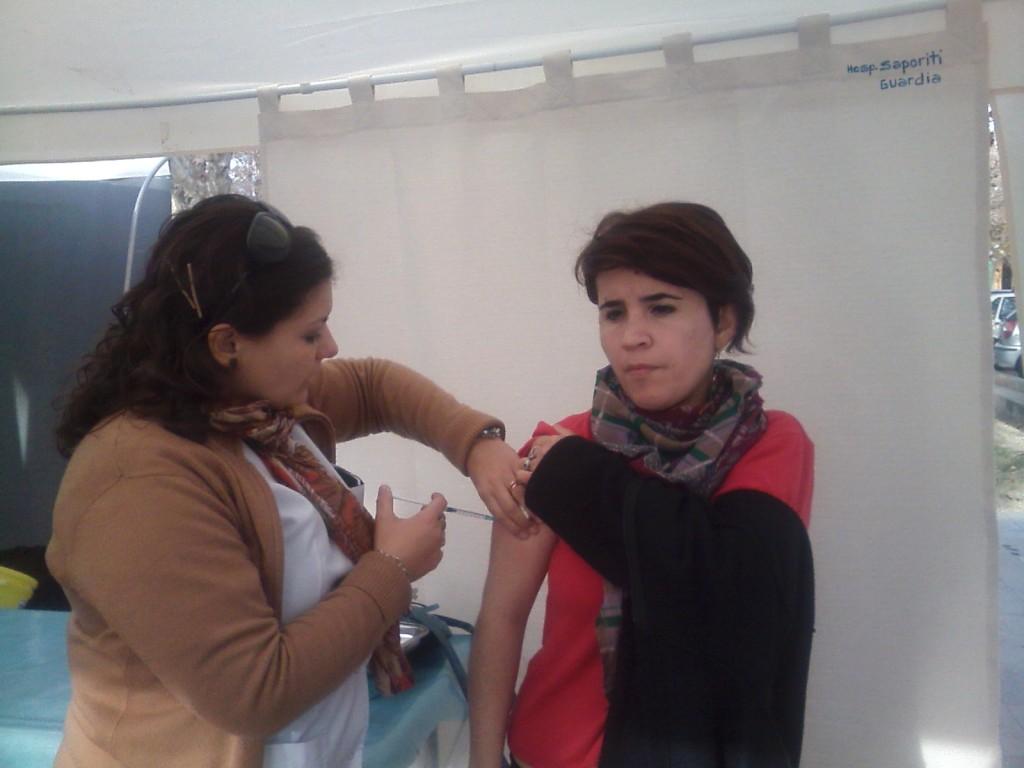 Culminó con éxito la semana de la Hepatitis B en Rivadavia