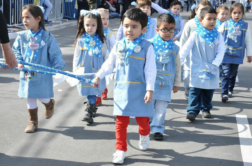 164º Aniversario de La Paz