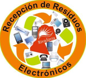 Rivadavia lanza un nuevo programa de reciclado de basura electrónica