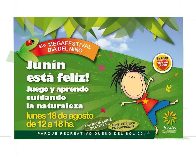 el IV Megafestival del Día del Niño