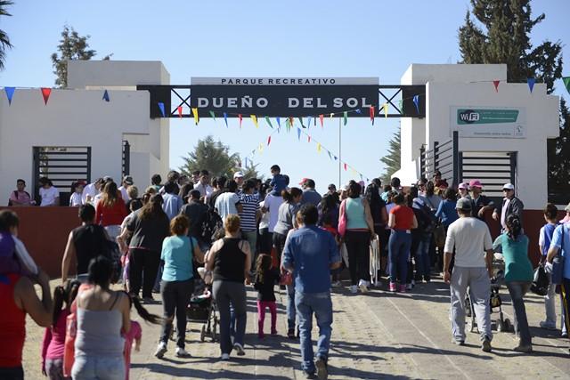 GRAN CONVOCATORIA TUVO EL IV MEGAFESTIVAL DEL DÍA DEL NIÑO