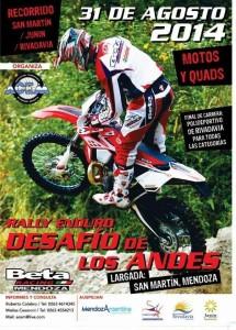 DESAFIO LOS ANDES 3