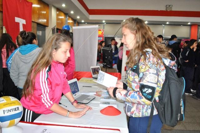 Expo Oferta Educativa en Rivadavia
