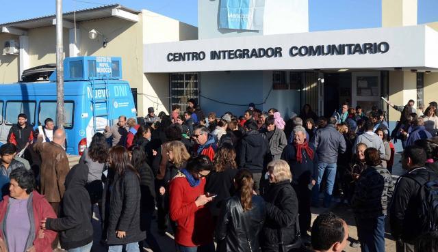"""El programa """"Mendoza con vos siempre"""" acercó sus servicios a los vecinos de Junín"""