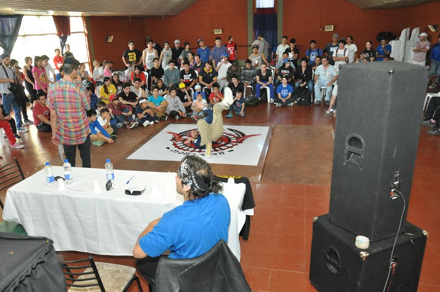 Torneo Cuyo B-Boy Battle 2014