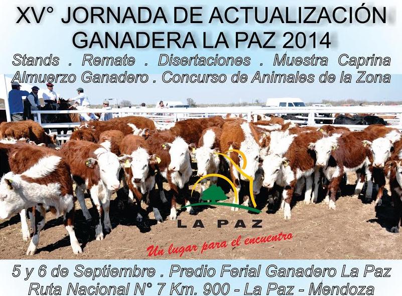 XV° JORNADA DE ACTUALIZACIÓN GANADERA EN LA PAZ