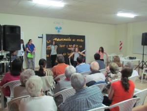 Se conmemoró el Día de la Alfabetización en La Paz