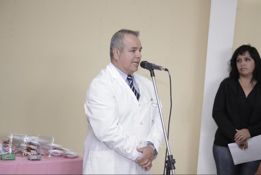 El Hospital Saporiti agasajó a sus empleados por el Día de la Sanidad
