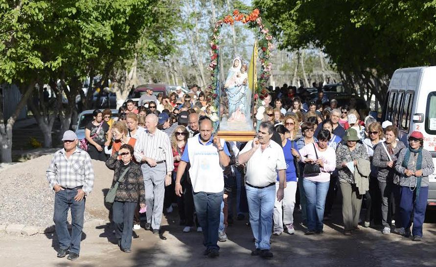 Fiesta de la Virgen del Rosario de San Nicolás