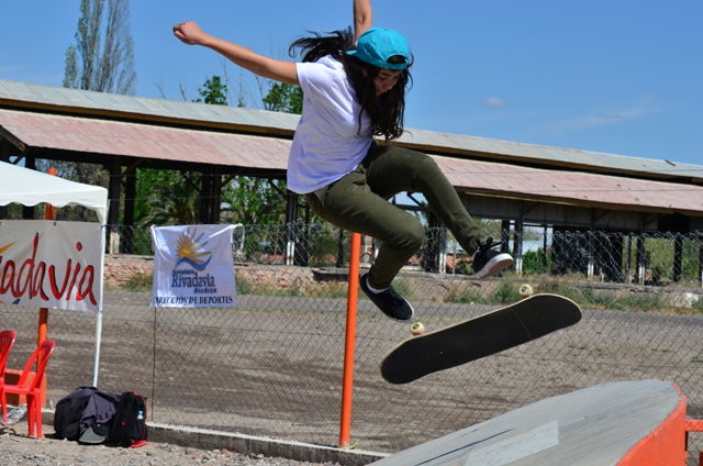 Skate Femenino