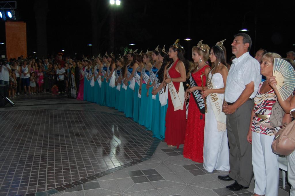 Bendición de Frutos en Rivadavia 2015 - Foto: Mayra Pereira.-