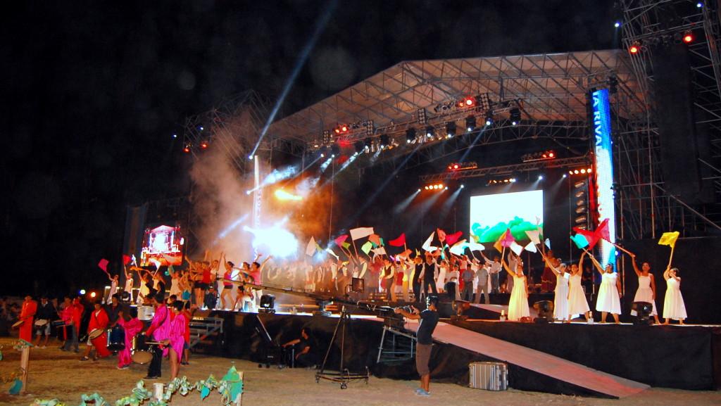 Vendimia Rivadavia 2015
