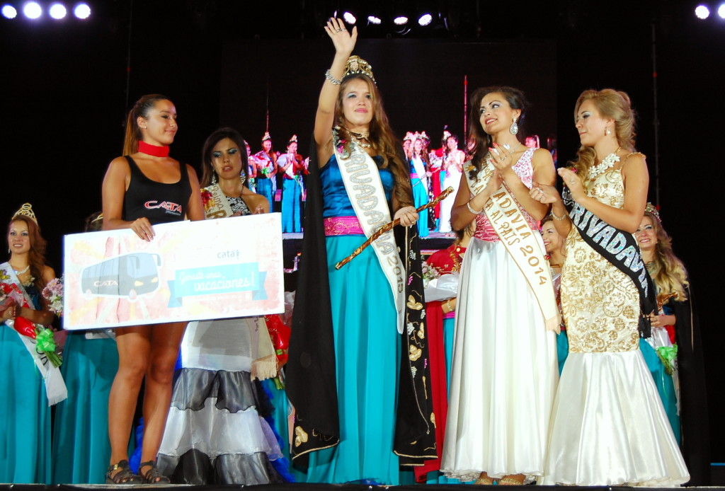 Vendimia Rivadavia 2015 - Foto: Mayra Pereira.-