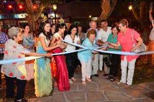Rivadavia inauguró su Casa de la Cultura