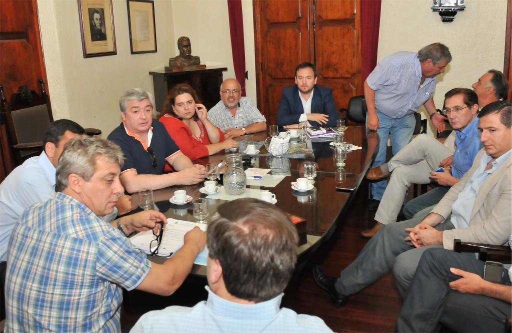 Crisis Vitivinícola: Giménez solicitó medidas
