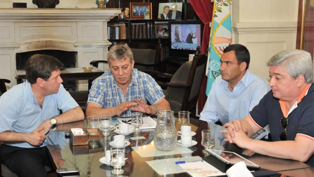 Giménez solicitó medidas a corto plazo