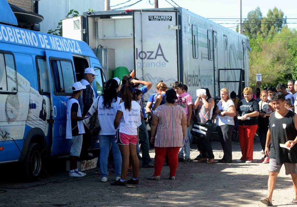 Plaza de Servicios en La Paz