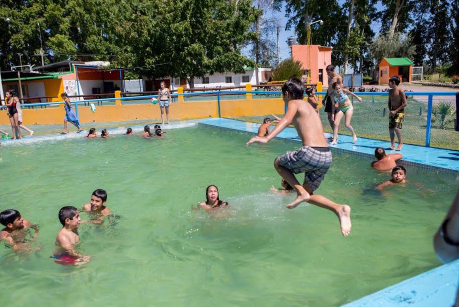 Escuela de verano - Junín