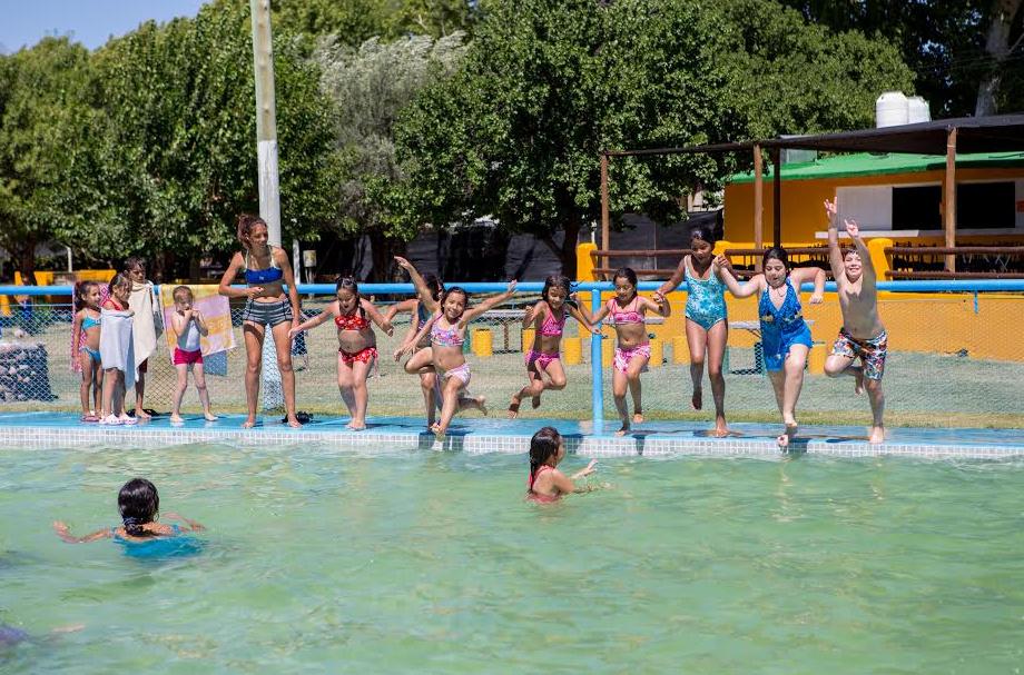 Escuela de verano - Junin