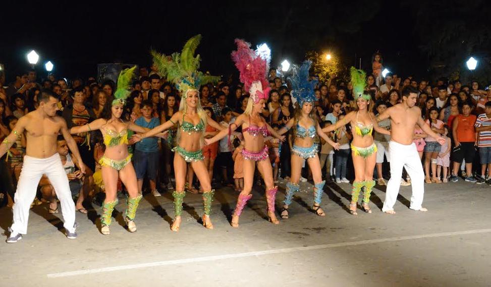 Una gran fiesta de Carnaval se vivió en La Paz