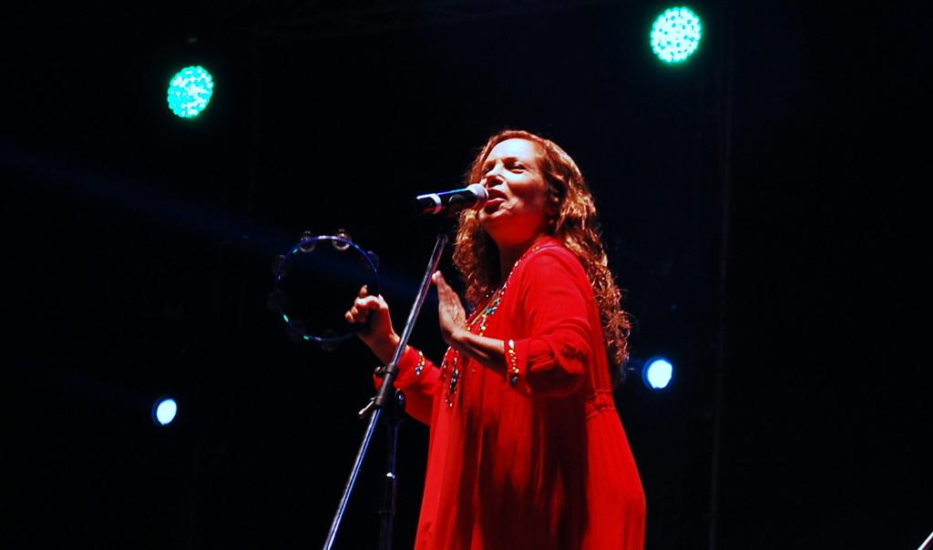 Sandra Mihanovich - Foto: Mayra Pereira-.