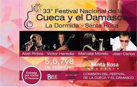 Festival de la Cueca y el Damasco